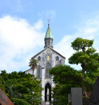 nagasaki church