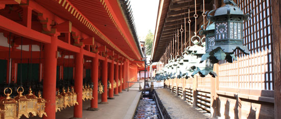 kasuga temple